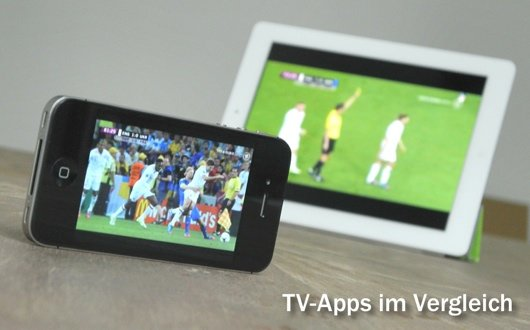 fußball live stream iphone