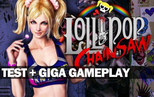 Lollipop Chainsaw Test + GIGA Gameplay: Der virtuelle Zuckerschock