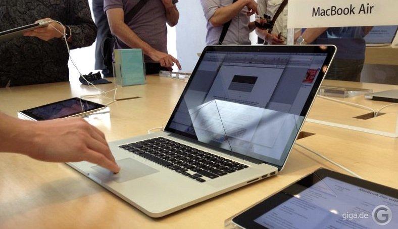 Drittes Geschäftsquartal: Mac-Verkaufszahlen im Minus?