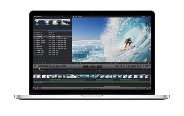 Retina-MacBook Pro: Display-Produktion für 13-Zoll-Modell soll laufen