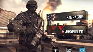 Fordere Dein iPhone 4S heraus! Teil 1: Modern Combat 3: Fallen Nation