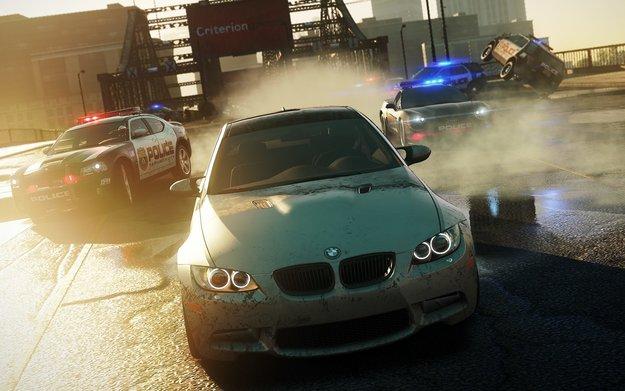 Need for Speed - Most Wanted: TV Spot veröffentlicht