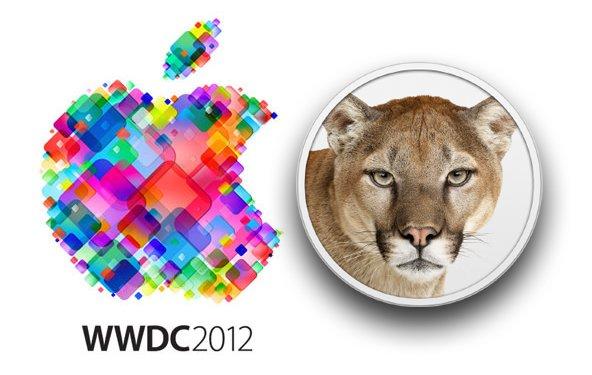 WWDC 2012: OS X 10.8 Mountain Lion