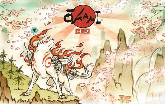 Okami: HD Remake im Launch Trailer