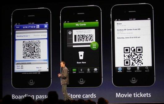Passbook in iOS 6: Alles nur geklaut