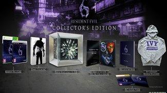 Resident Evil 6: Collector's Edition angekündigt