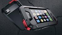 Taktik für iPhone: Stylischer Schutz für den harten Einsatz