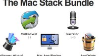 75 Prozent sparen: The Mac Stack Bundle