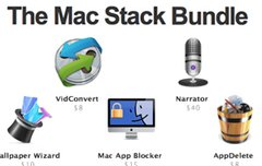 75 Prozent sparen: The Mac Stack Bundle