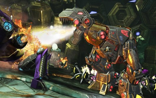 Transformers - Fall of Cybertron: Optimus Prime bekommt seine Originalstimme