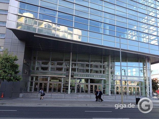 WWDC 2013: Moscone Center lässt Prognose für Juni zu