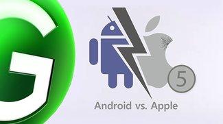 Android vs. Apple: Der Neue