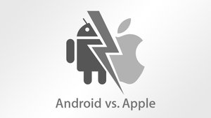 Android vs. Apple: Galaxy Neep