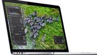 Retina MacBook Pro: Mit Hilfsmitteln zur vollen Auflösung