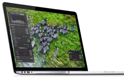 13-Zoll-MacBook Pro mit Retina Display: Erneute Spuren in Benchmark-Tests