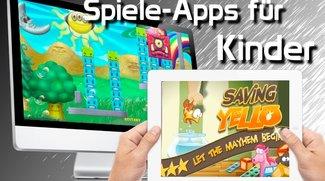 Spiele-Apps für Kinder: kostenlos und bis maximal 3,99 Euro