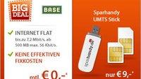 3 BIGdeals: 2 Jahre kostenlos mobil ins Internet, iPad & Galaxy Tab ab 1 Euro
