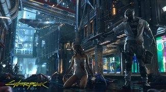 Cyberpunk 2077: Soll sich schon jetzt spielen lassen