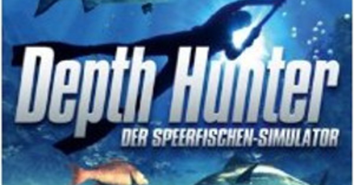 depth hunter der speerfischen simulator september 2016 alle infos bei giga. Black Bedroom Furniture Sets. Home Design Ideas