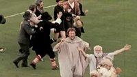 Zur Vorbereitung: Deutschland - Griechenland - Monty Pythons Fußballspiel der Philosophen