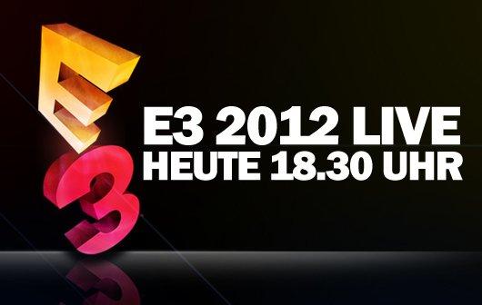 E3 2012: Live-Stream mit der GIGA-Crew!
