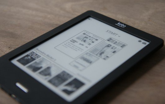 E-Book-Reader kobo: Besser als der Kindle?