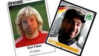 Fußball-Sammelbild von dir selbst: EM-Team-Sticker und Steile-Frise-Generator