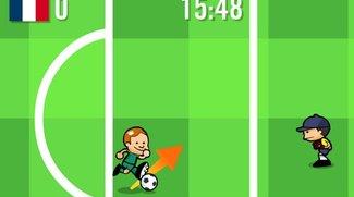 Top 5 zur EM: Fußball-Flashgames für die Halbzeitpause