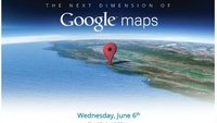 "Google kündigt ""The next Dimension of Google Maps"" an"