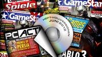 GIGA Guide: Alle Heft-Vollversionen im Juni 2012