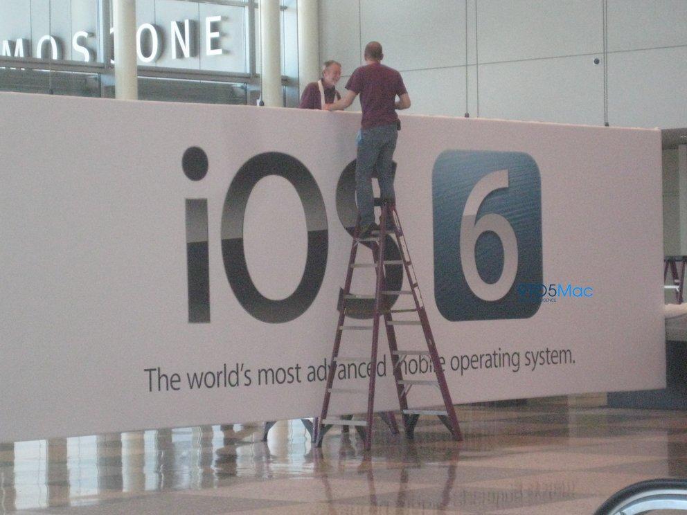 iOS 6: Beta-Links stehen bereit - fürs iPhone 3GS, aber nicht fürs erste iPad