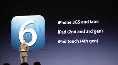 iOS 6: Apple beweist erneut Liebe zum Detail