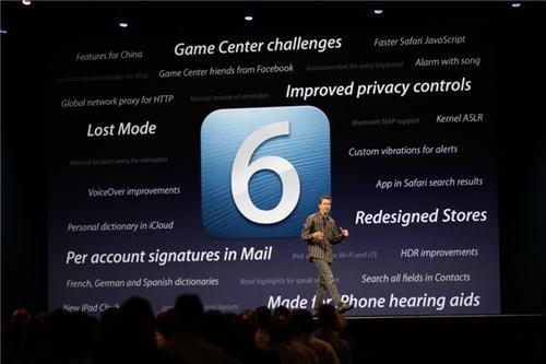 iOS 6: Wie es wirklich werden könnte
