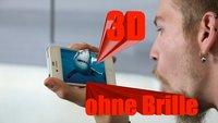 3D Upgrade Kit fürs iPhone
