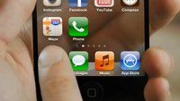 Design-Studie: iPhone 5 mit durchsichtigem Display