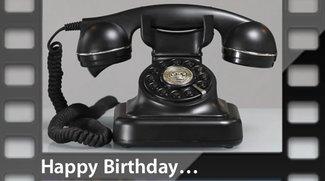 iPhone-Geburtstag: Unser Glückwunsch-Video zum 5. Jahrestag
