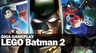 GIGA Gameplay - Lego Batman 2: DC Super Heroes