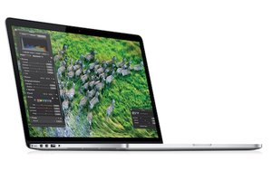 MacBook Pro mit Retina Display
