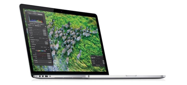 Retina-MacBook Pro: Hoffnung auf kürzere Lieferzeiten