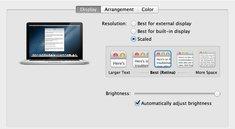 MacBook Pro mit Retina Display: Apple veröffentlicht FAQ