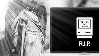 MacBook Pro 17 Zoll: Ruhe in Frieden