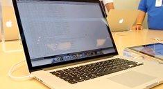 MacBook Pro Retina: Erste Eindrücke und Benchmarks vom Retina Display