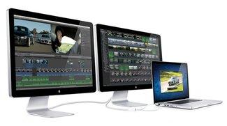 MacBook Pro Retina: Unterstützung von drei zusätzlichen Displays