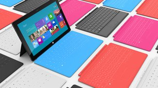 Surface - Microsoft stellt Tablets mit Windows 8 vor