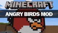 Minecraft Angry Birds Mod