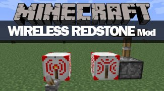 Minecraft Wireless Redstone Mod