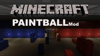 Minecraft Paintball Mod