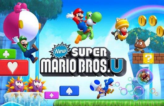 New Super Mario Bros. U: Neue Infos zu den Spielmodi