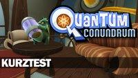 Quantum Conundrum Kurztest: Fast Portal