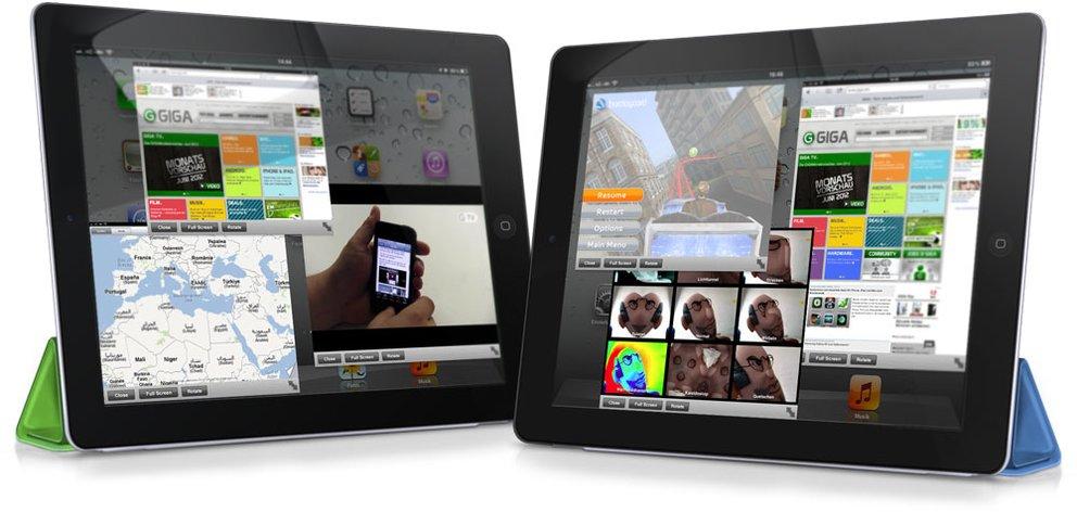 Quasar iPad
